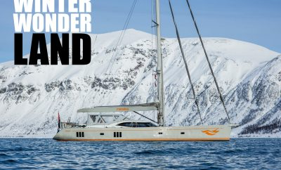 Firebird Sailboat – Sailing & Skiing Combined