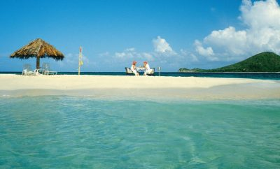 St Vincent and Grenadines Sailing Itinerary
