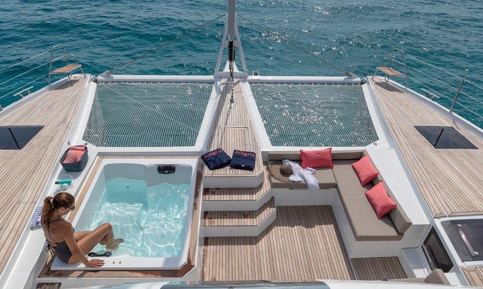 alegria 67 catamaran