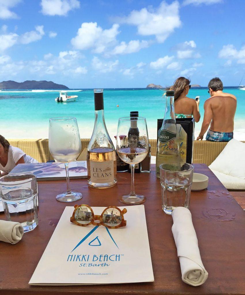 st barts yacht vacation
