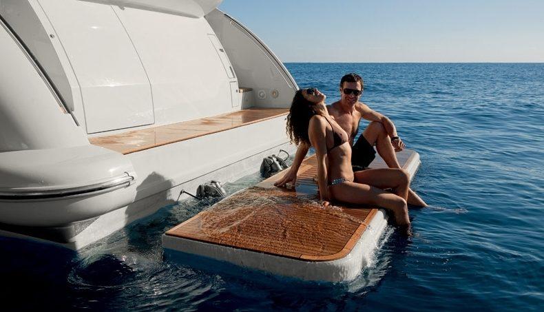 Celebrating Valentines Day Aboard a Yacht