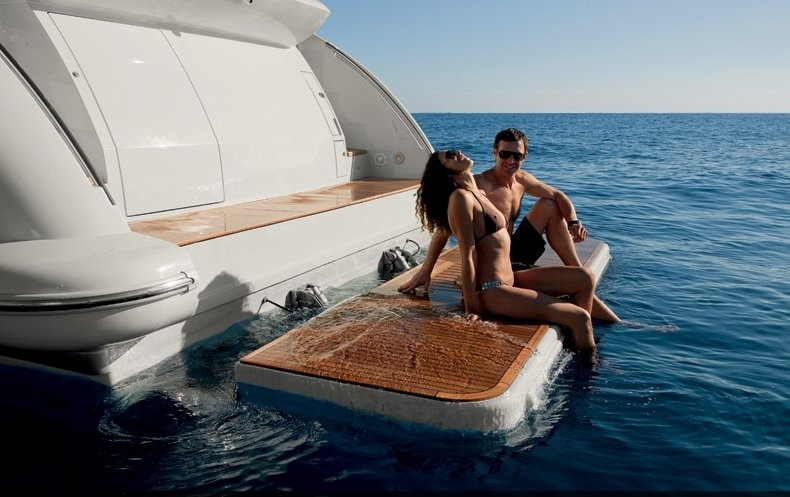 valentines day motor yacht vacation